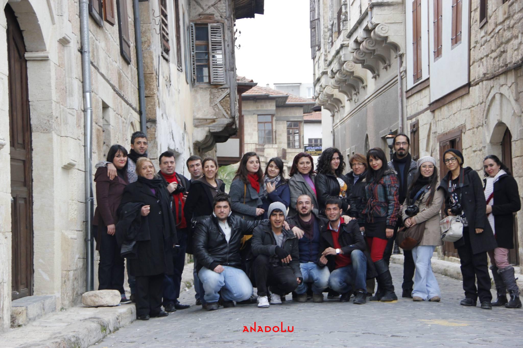 Anadolu Güzel Sanatlar Fotoğraf Gezileri Çukurovada