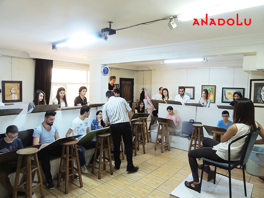 Mersin Güzel Sanatlara Fakülteleri Hazırlık Sınıfları