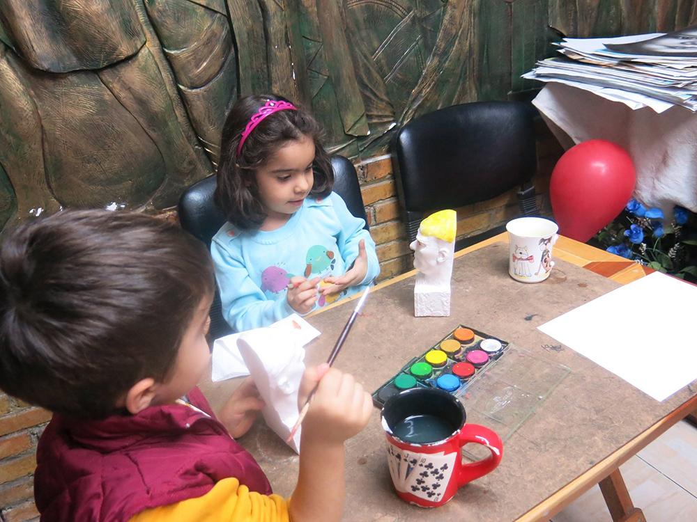 Mersin Çocuklar İçin Sanat Kursları